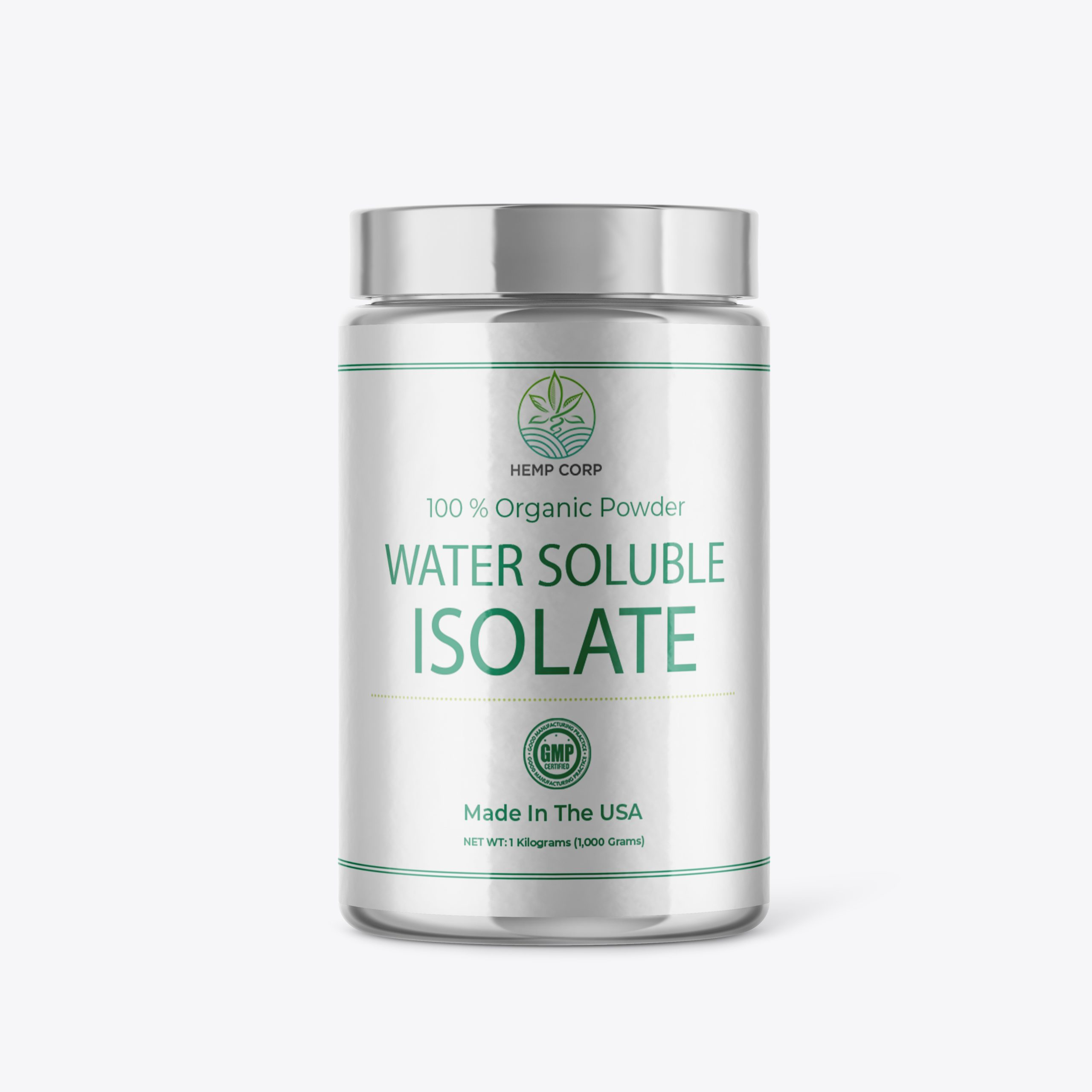 Water Soluble Isolate Powder